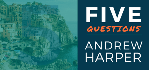 Five Questions with Andrew Harper