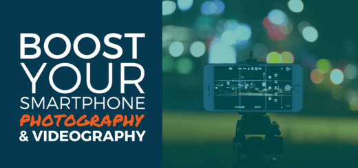 Phone photography tools