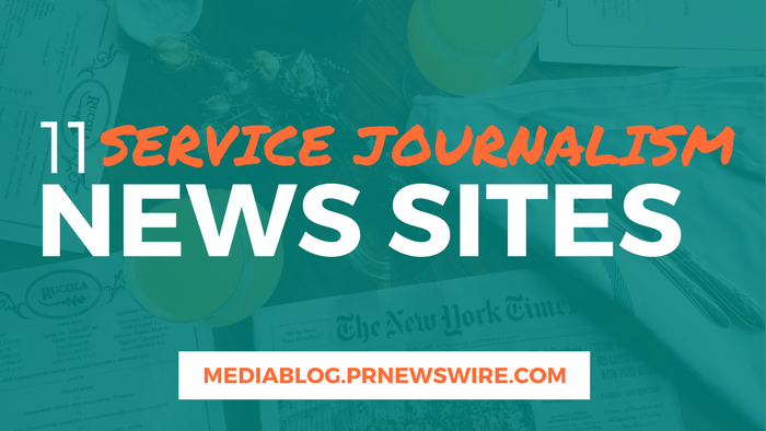 Service Journalism Sites