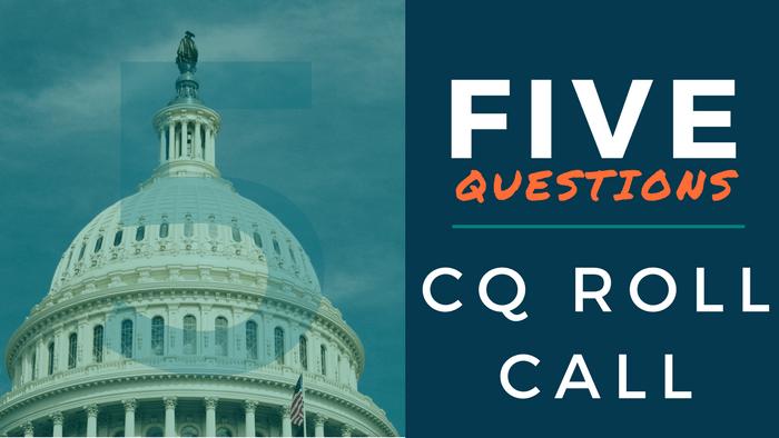 5 questions cq roll call