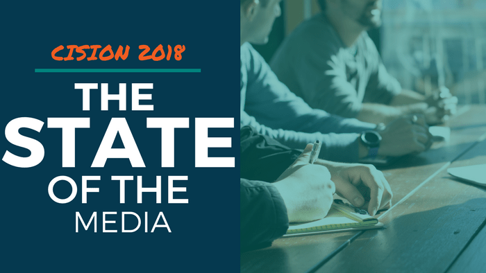 cision state of the media