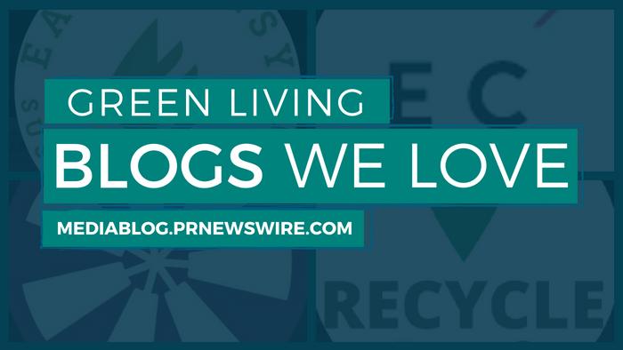 Green Living Blog We Love header - mediablog.prnewswire.com