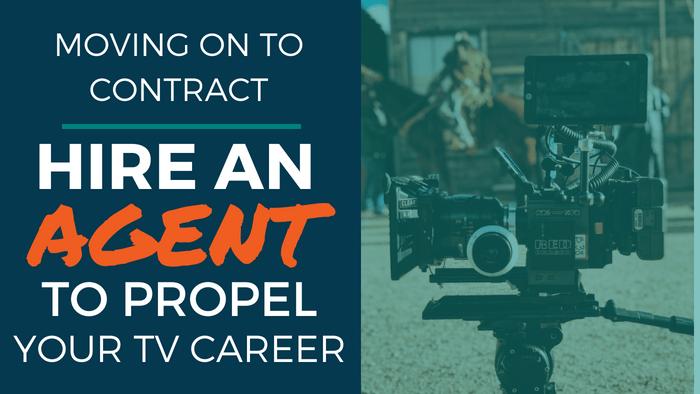 hiring a tv agent 2