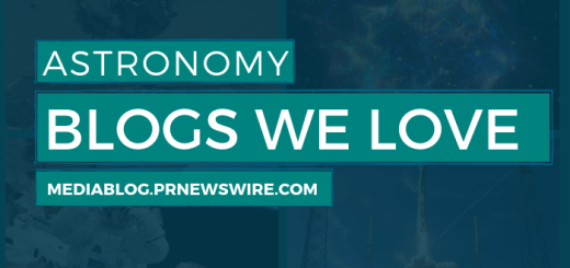 Astronomy Blogs We Love - mediablog.prnewswire.com