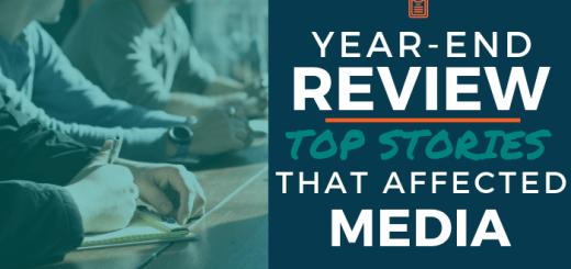 Top media stories 2018