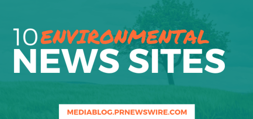 10 Environmental News Sites - mediablog.prnewswire.com