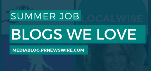 Summer Job Blogs We Love - mediablog.prnewswire.com