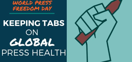 World Press Freedom Day: Keeping Tabs on Global Press Health
