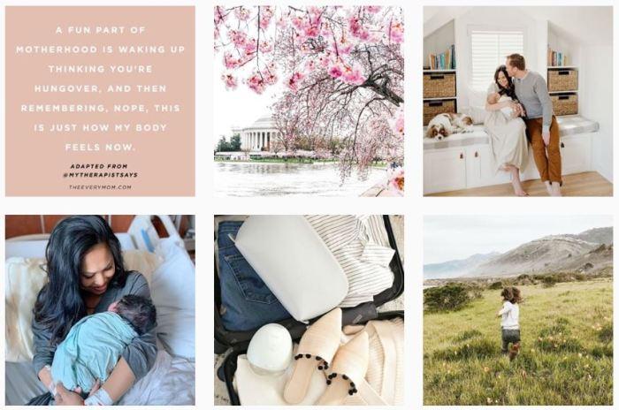 Motherhood Blogs We Love: @theeverymom on Instagram