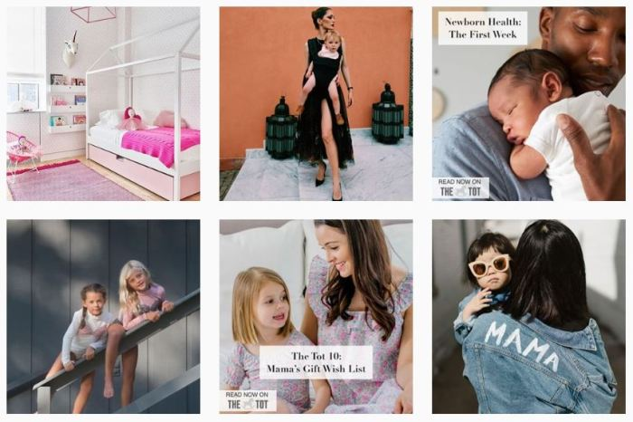 Motherhood Blogs We Love: @thetot on Instagram