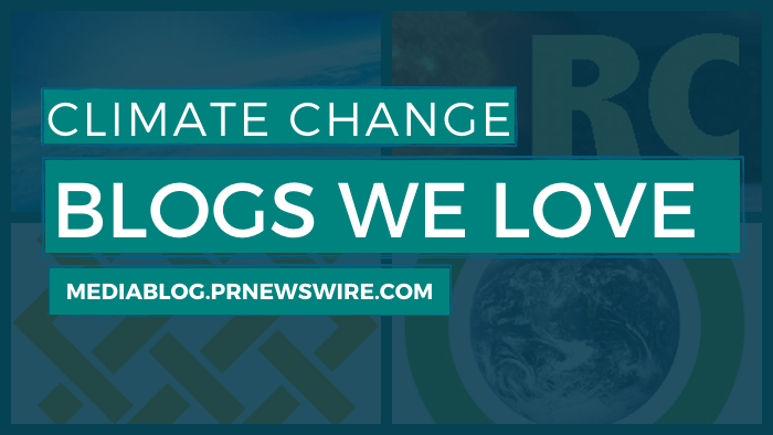 Climate Change Blogs We Love - mediablog.prnewswire.com