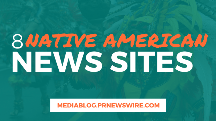 8 Native American News Sites - mediablog.prnewswire.com