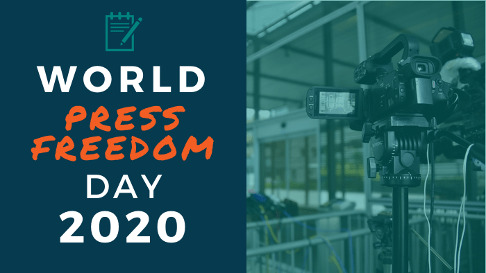World Press Freedom Day 2020