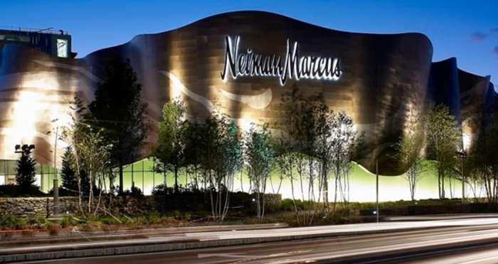 Nieman Marcus store exterior