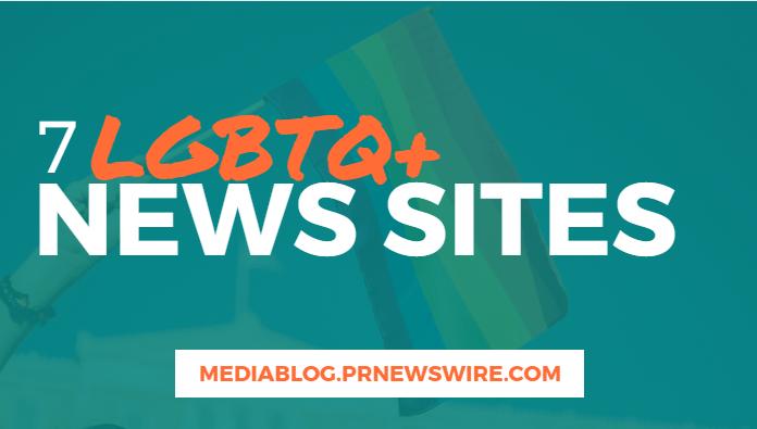 7 LGBTQ+ News Sites - mediablog.prnewswire.com