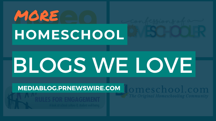 More Homeschool Blogs We Love - mediablog.prnewswire.com