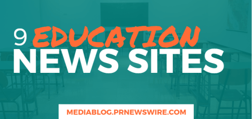 9 Education News Sites - mediablog.prnewswire.com