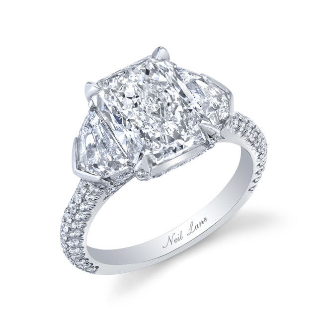 Neil Lane Couture Bachelorette engagement ring