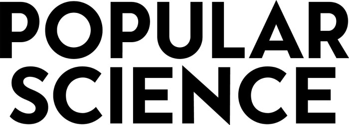 Popular Science logo