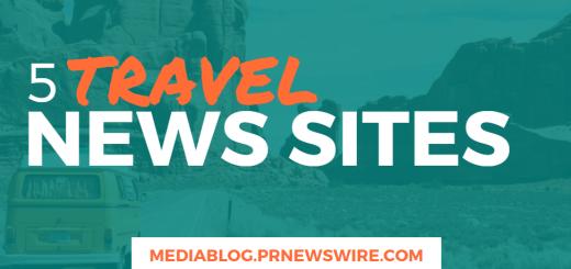 5 Travel News Sites - mediablog.prnewswire.com