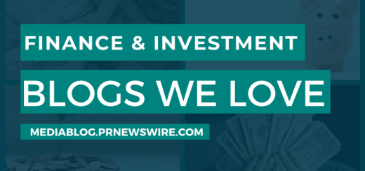Finance and Investment Blogs We Love - mediablog.prnewswire.com