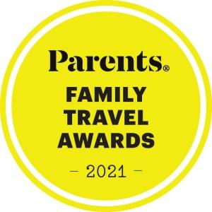 PARENTS Family Travel Awards 2021 logo