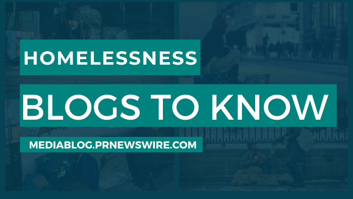 Homelessness Blogs to Know - mediablog.prnewswire.com