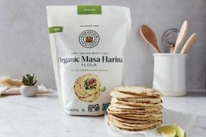 King Arthur Baking Organic Masa Harina Flour