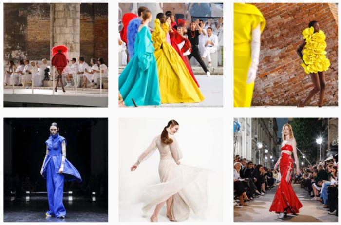 Fashion News Sites We Love - @nowfashion on Instagram