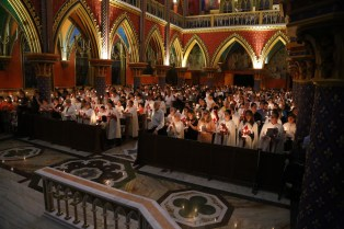 Vigília Pascal - Arautos do Evangelho - Basílica N. Sra. do Rosário de Fátima (11)