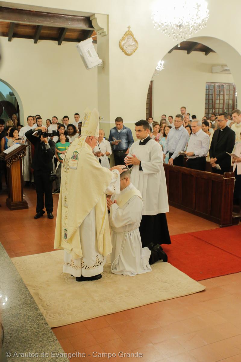 Ordenação Presbiteral - Pe. Alfreu Arantes