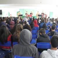 Projeto Futuro e Vida na Escola Estadual Nossa Senhora da Salete