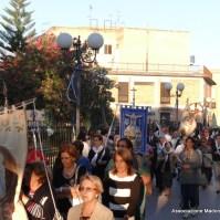 02-01-Arrivo della Madonna di Fatima a Quatu Sant Elena (Cagliari)