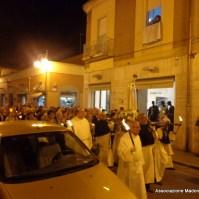 44-54-Fiaccolata con la Madonna di Fatima per le vie di Quartu Sant Elena a Cagliari, Araldi del Vangelo-003