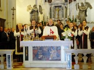 Festa della Madonna del Rosario - Sambruson - Venezia-001