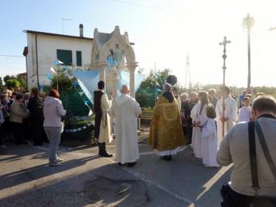 Festa della Madonna del Rosario - Sambruson - Venezia-008