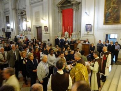 Festa della Madonna del Rosario - Sambruson - Venezia-011