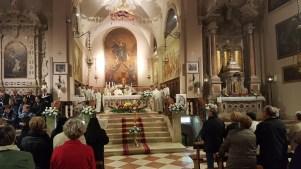 S.Messa del vicariato con l'offerta dell'olio della lampada mariana perpetua (3)