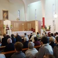 Messa di azione di grazia per il centenario delle apparizioni della Madonna a Fatima a Oriago (VE)-006