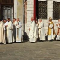 Celebrazione della Madonna del Carmine a Venezia.-002