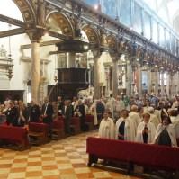 Celebrazione della Madonna del Carmine a Venezia.-009