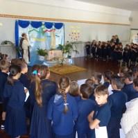 Araldi del Vangelo, scuola, La Spezia, Madonna di Fatima-011