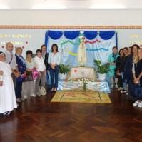 Araldi del Vangelo, scuola, La Spezia, Madonna di Fatima-018