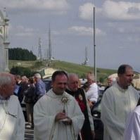 Festa patronale, Rubbio, Maria Bambina, Araldi del Vangelo, Italia