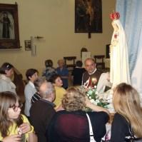 Madonna di Fatima, Pellegrina, Araldi del Vangelo, Parrocchia Santa Maria Assunta, Montemurro (PZ)-007