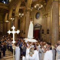 Chiusura del centenario delle apparizioni di Fatima a Messina-004