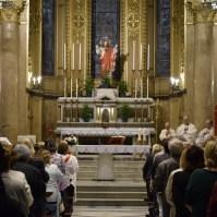 Chiusura del centenario delle apparizioni di Fatima a Messina-007