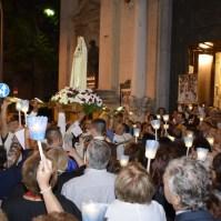 Chiusura del centenario delle apparizioni di Fatima a Messina-035