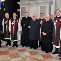 Commemorazione dei Fedeli Defunti a Venezia con il Patriarca Francesco Moraglia, Araldi del Vangelo-025