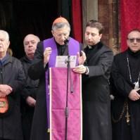Commemorazione dei Fedeli Defunti a Venezia con il Patriarca Francesco Moraglia, Araldi del Vangelo-026